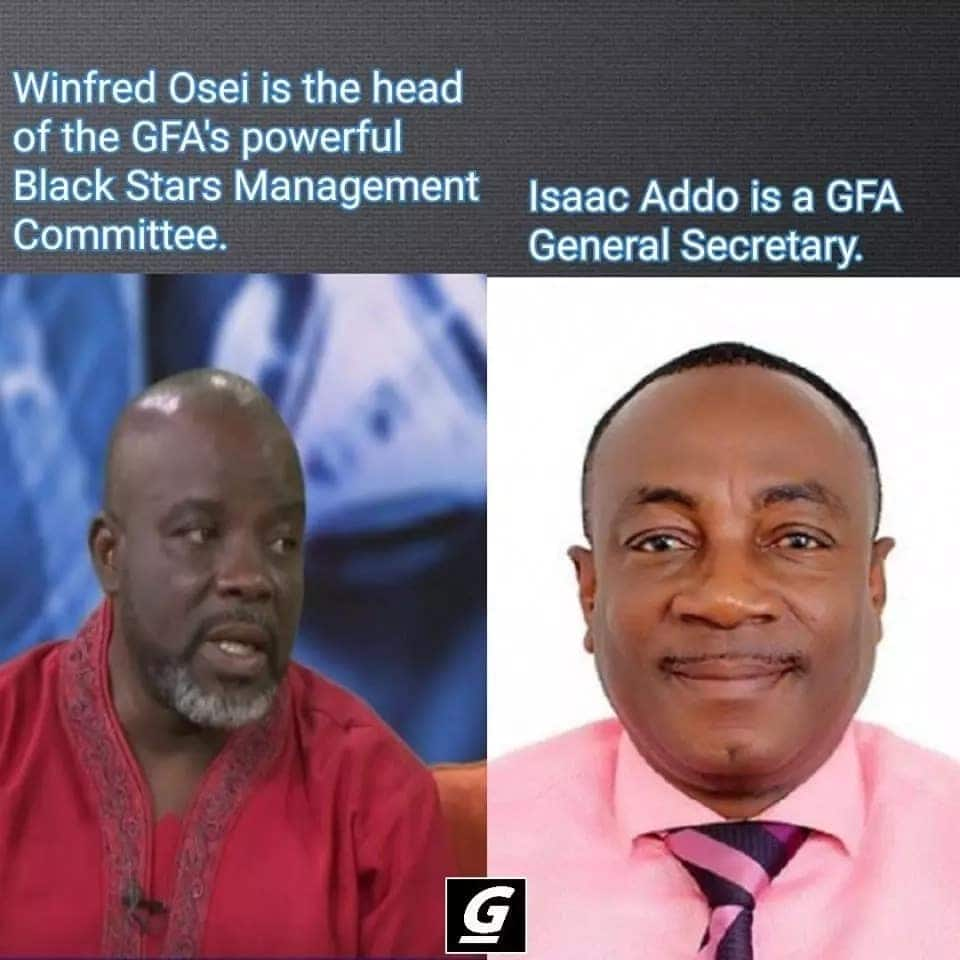 Government blocks two GFA officials from flying to Russia