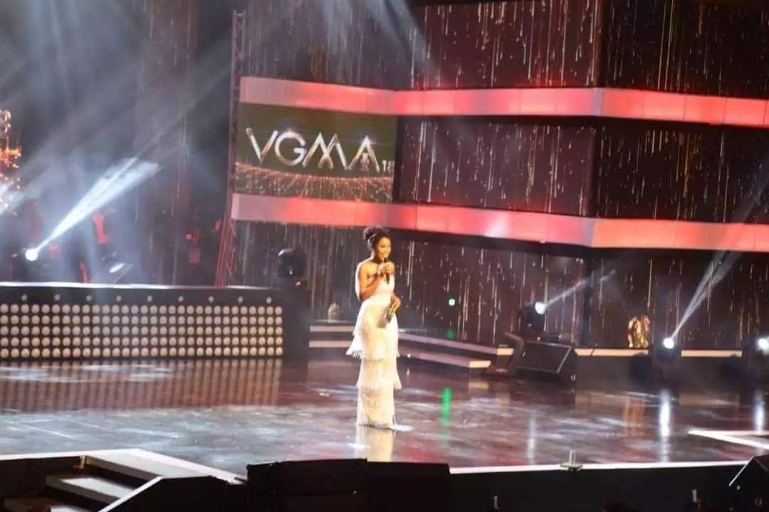 First photos from VGMAs 2018
