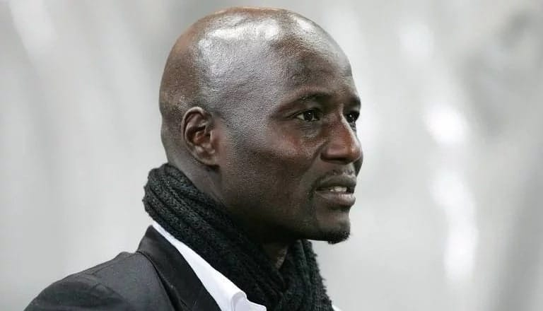 Anthony Baffoe thankful for new CAF position