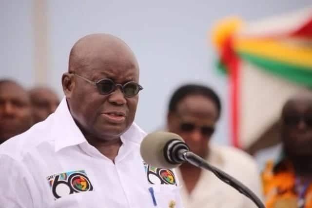 Akufo-Addo condemns Mahama, others over US military agreement