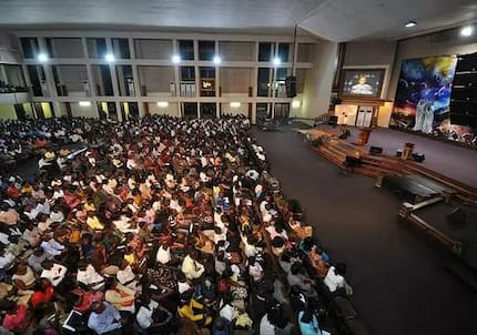 You make money from church businesses and we will tax you - Revenue Authority goes after churches