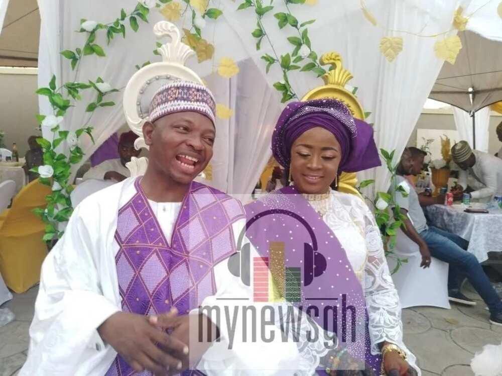 NDC MP Ras Mubarak marries Muntaka's daughter