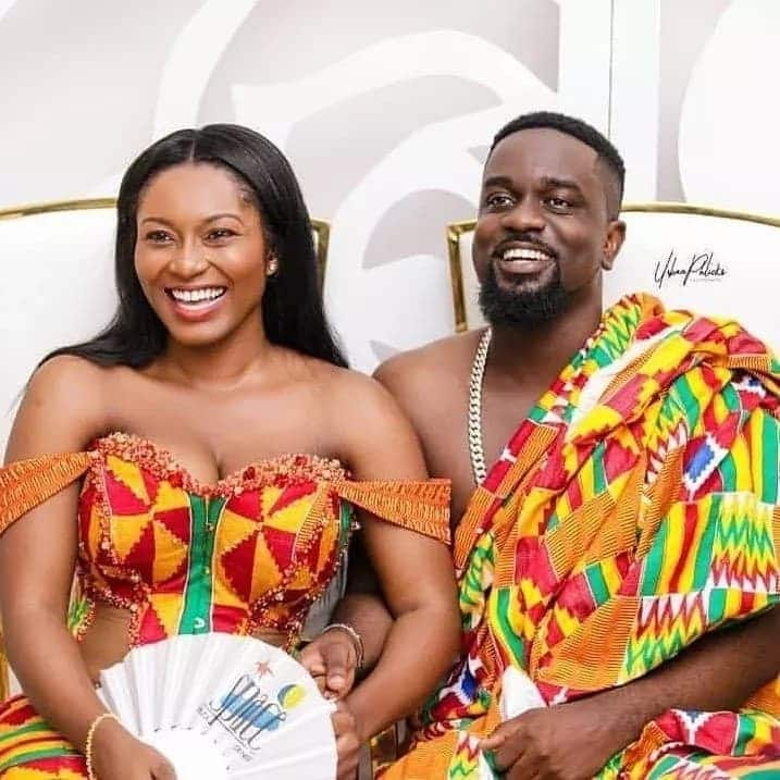 Sarkodie wedding best moments