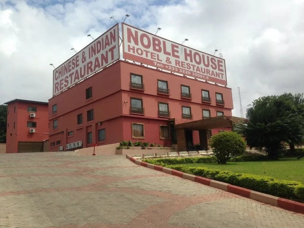 popular restaurants in kumasi,list of restaurants in kumasi,list of hotels in kumasi
