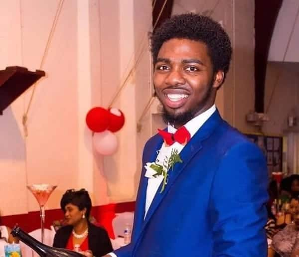 Meet Derrick Evans UK-based Ghanaian who's passion is to help others achieve their dreams