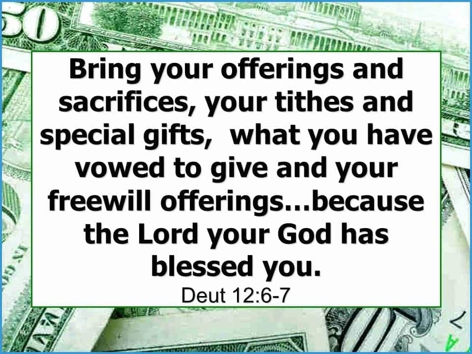 offertory scriptures offering verses for church what does the bible say about offerings offering chapters in the bible