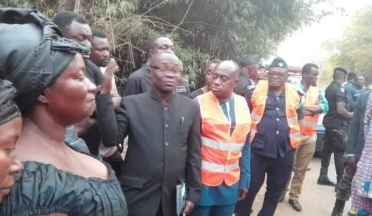Ebony's mum, others visit accident spot that took lives of musician, 2 others