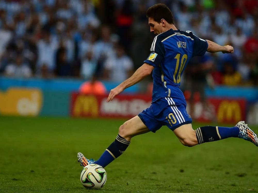 Lionel Messi photo, la liga top scorers