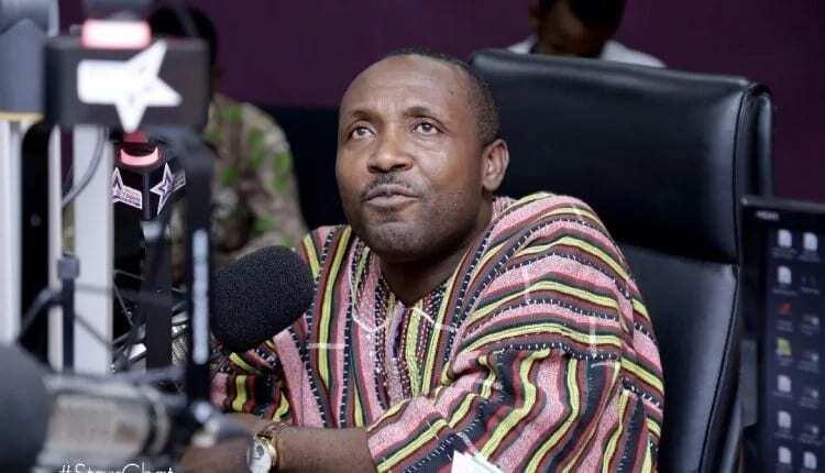 'Tolerant' Amissah-Arthur was in the wrong party – John Boadu jabs