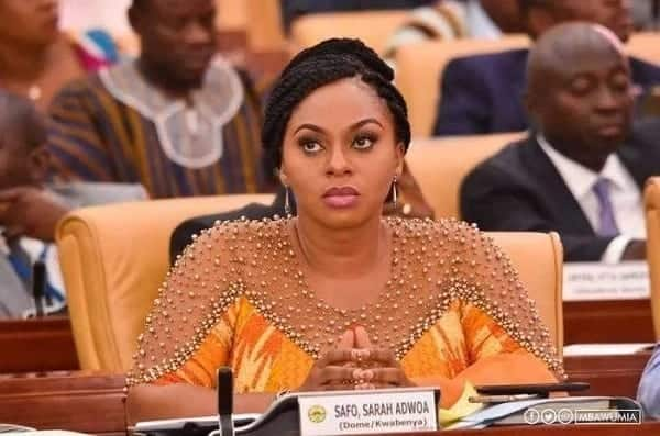 10 beautiful and stunning female Ghanaian MPs you should know about