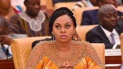 Smoothen bad Dome-Kwabenya roads like your face - Constituent jabs Adwoa Safo