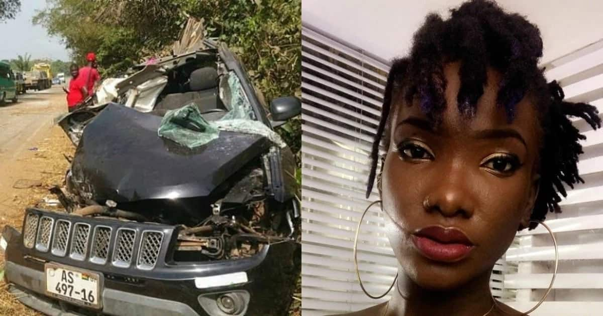 Ebony died in a tragic accident last Thursday.