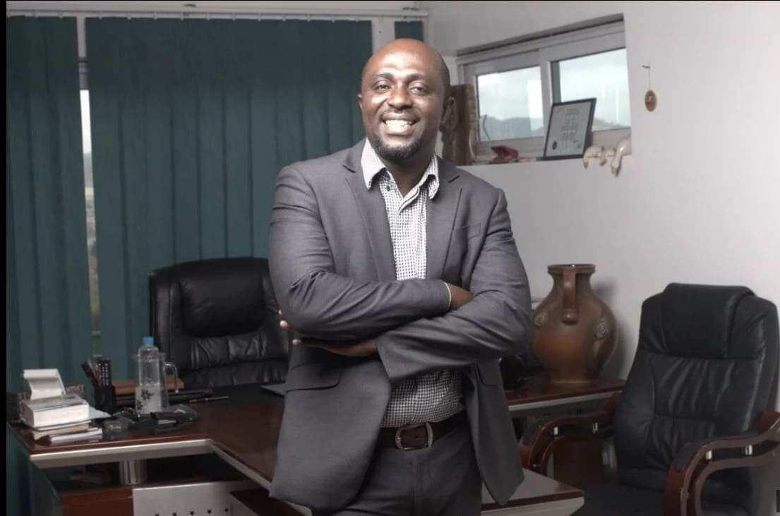 Meet Stephen Eku, CEO of Emigoh Ghana Limited