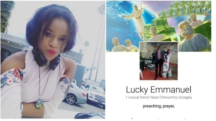 Pastor allegedly insults lady who refused to date him (photos)