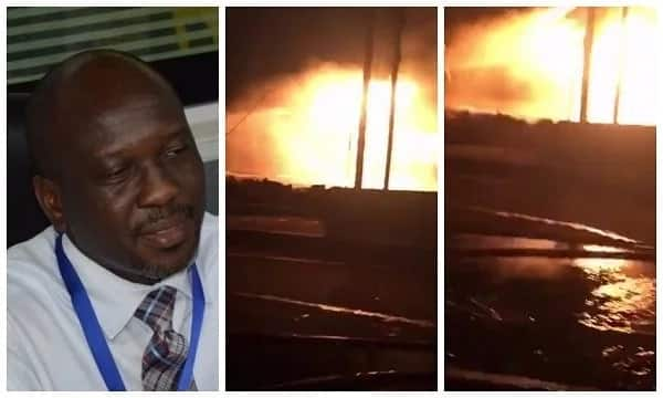 Ghana Water Company Limited responds to La Trade Fair fire revelations