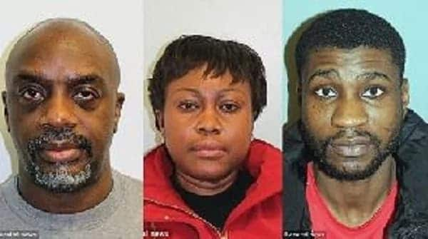 Three Ghanaians arrested for smuggling cocaine, cannabis worth £32m into Britain
