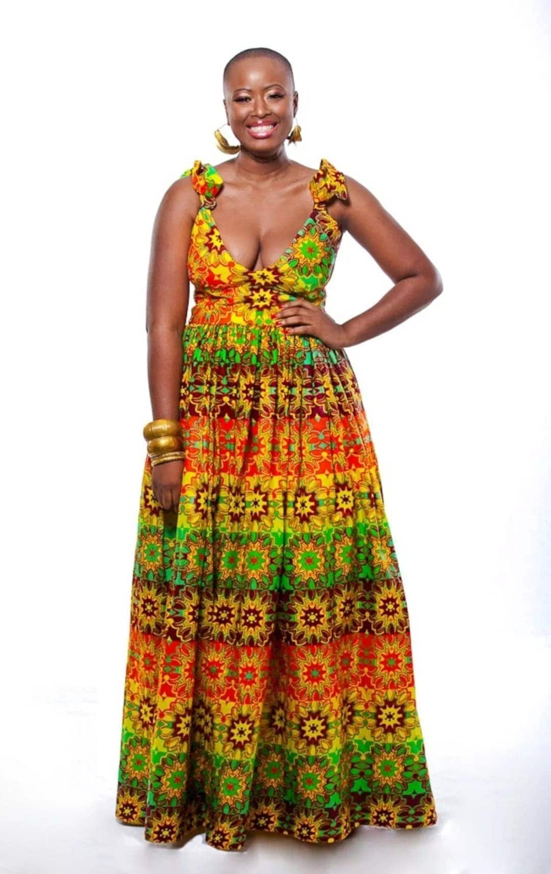 Different Types of African Dresses