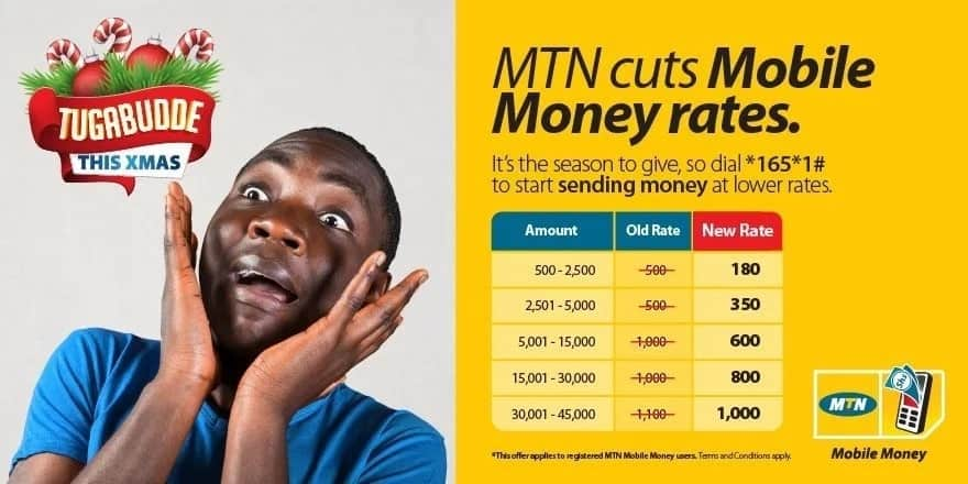 MTN Mobile Money Charges 2018: How Much Do You Need To Send Or Withdraw?
