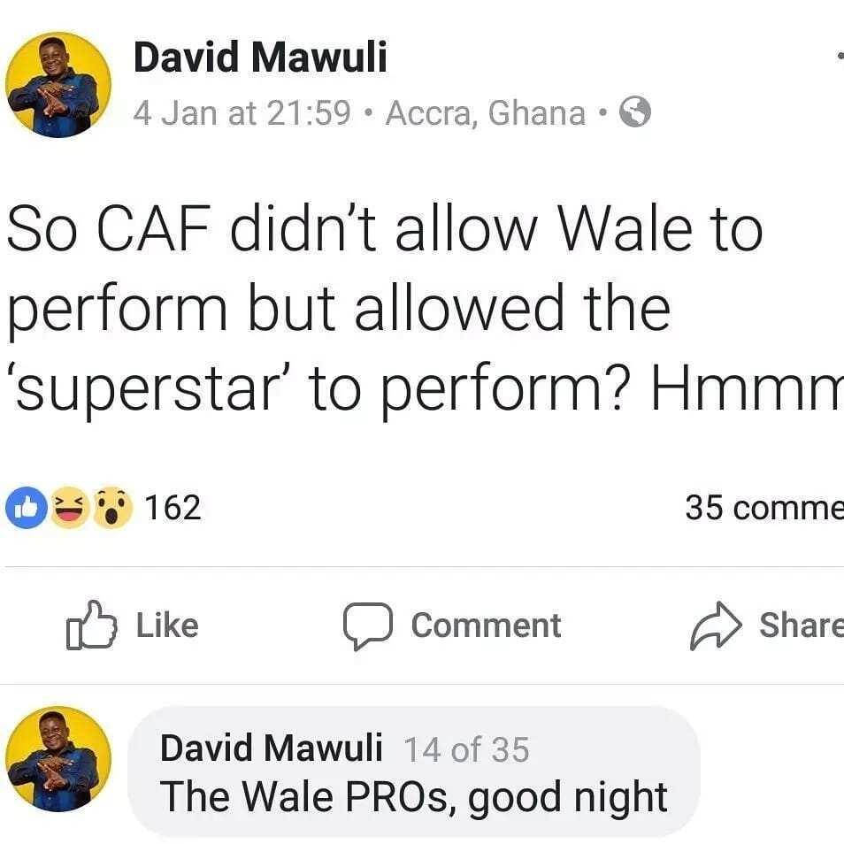 Shatta Wale Wizkid fiasco rekindled thanks to CAF awards ceremony
