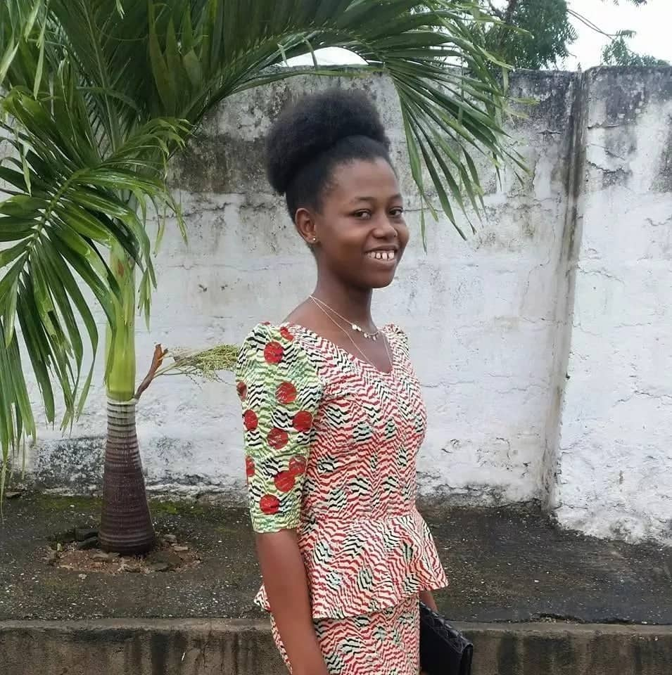 Meet Abigail Aborgah UCC's overall best student