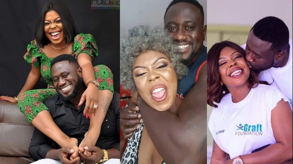 This is why Afia Schwar's husband could be arrested by the police