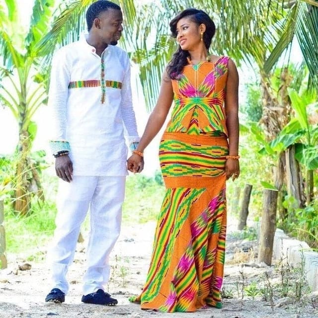 Men African Wear For Engagement Trends in 2018