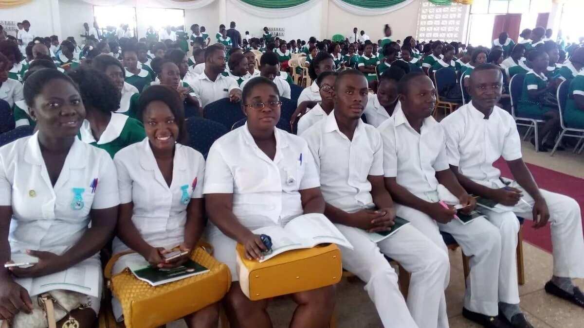 Duties of a nurse in Ghana