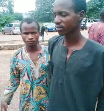 Fulani herdsman says it is Allah's wish for him to be a thief