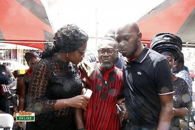 Akrobeto, Diana Asamoah and other celebrities who expressed sorrow at KABA's death