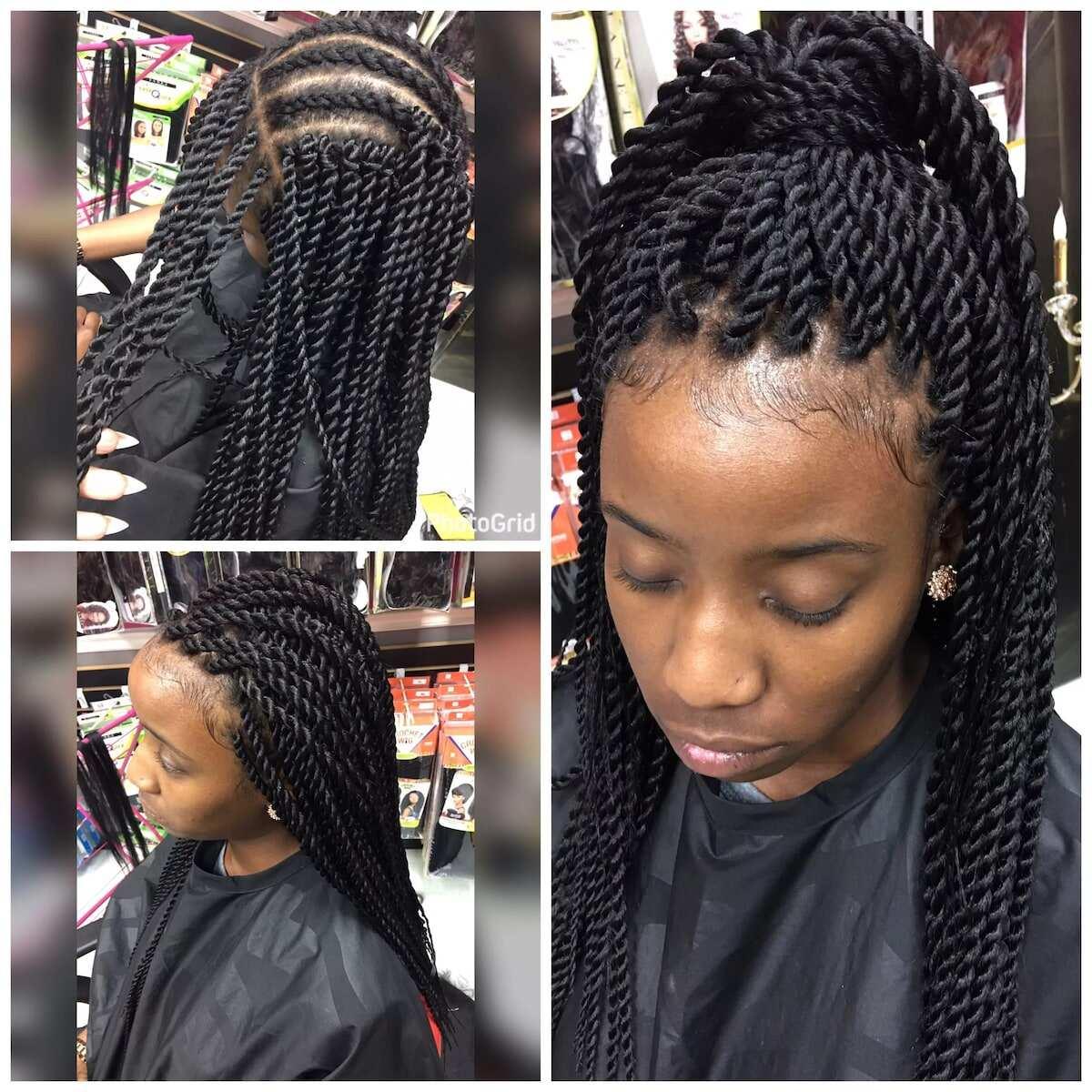 pony hairstyles in ghana, ghana ponytail, ponytail hairstyles in ghana