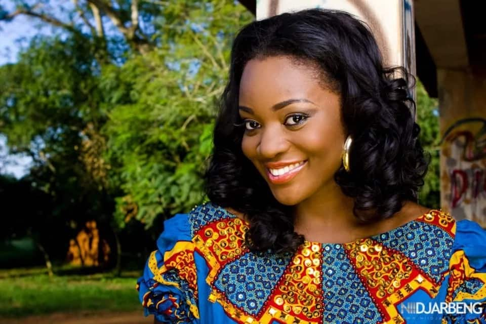 Another Jackie Appiah fan who looks completely like the actress