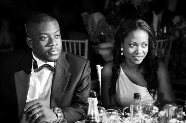 Photos: Meet Kojo Oppong Nkrumah's beautiful wife