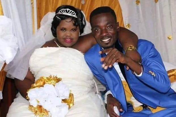 Actor Mmebusem names his twin babies after their return from USA in elaborate ceremony