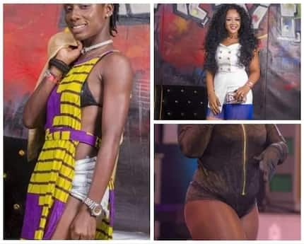 What some people wore to the Ghana Meets Naija concert will leave you in shock!