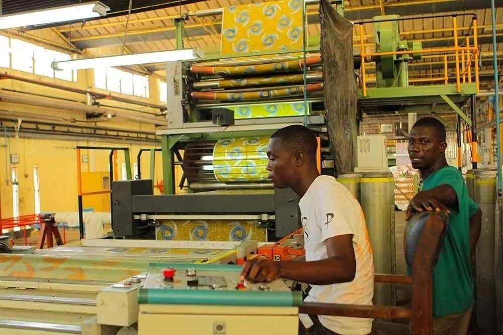 List of industries in Ghana 2018