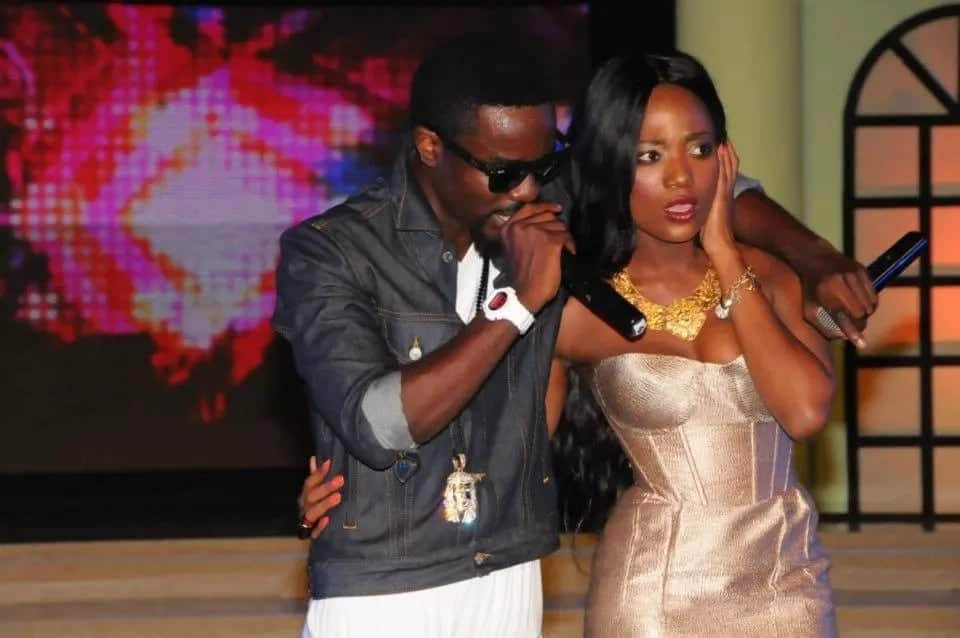 I have never slept with Sarkodie, I see him as a brother - Efya
