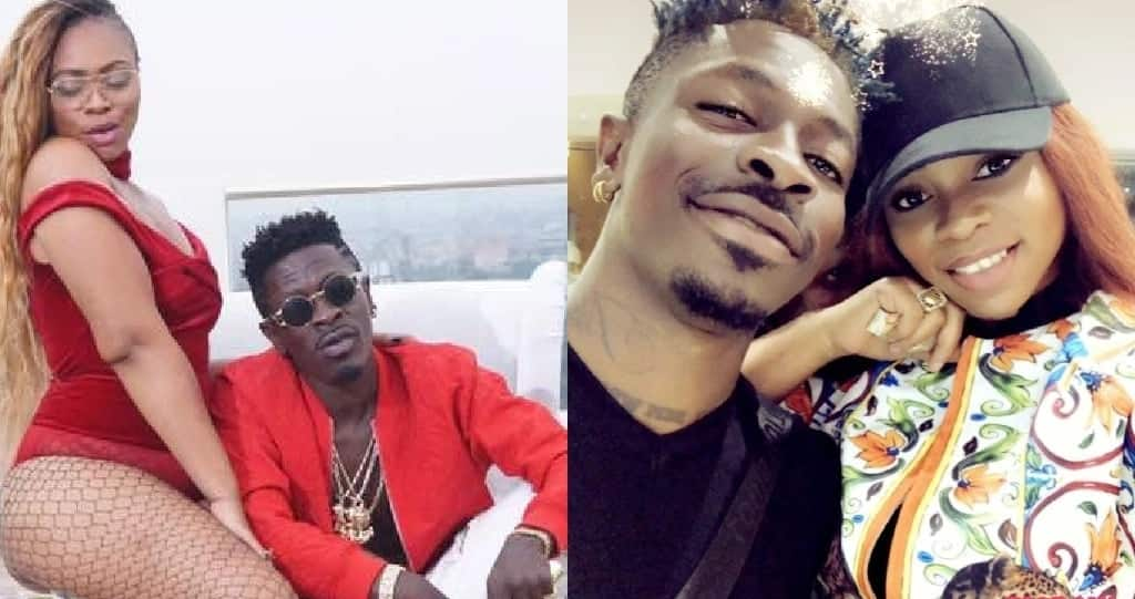 Shatta Wale confidently praises Michy for the 1st time after breakup