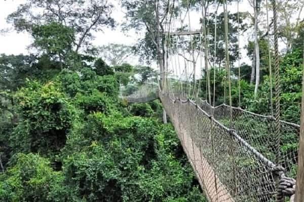 7 Facts You Never Knew About Tourist Sites in Ghana