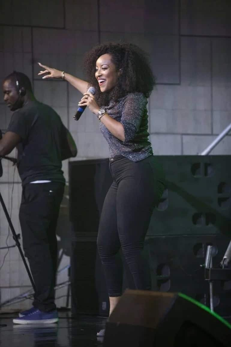 Here are the female 'top guns' who were at the 2017 edition of Efya's Girl Talk Concert