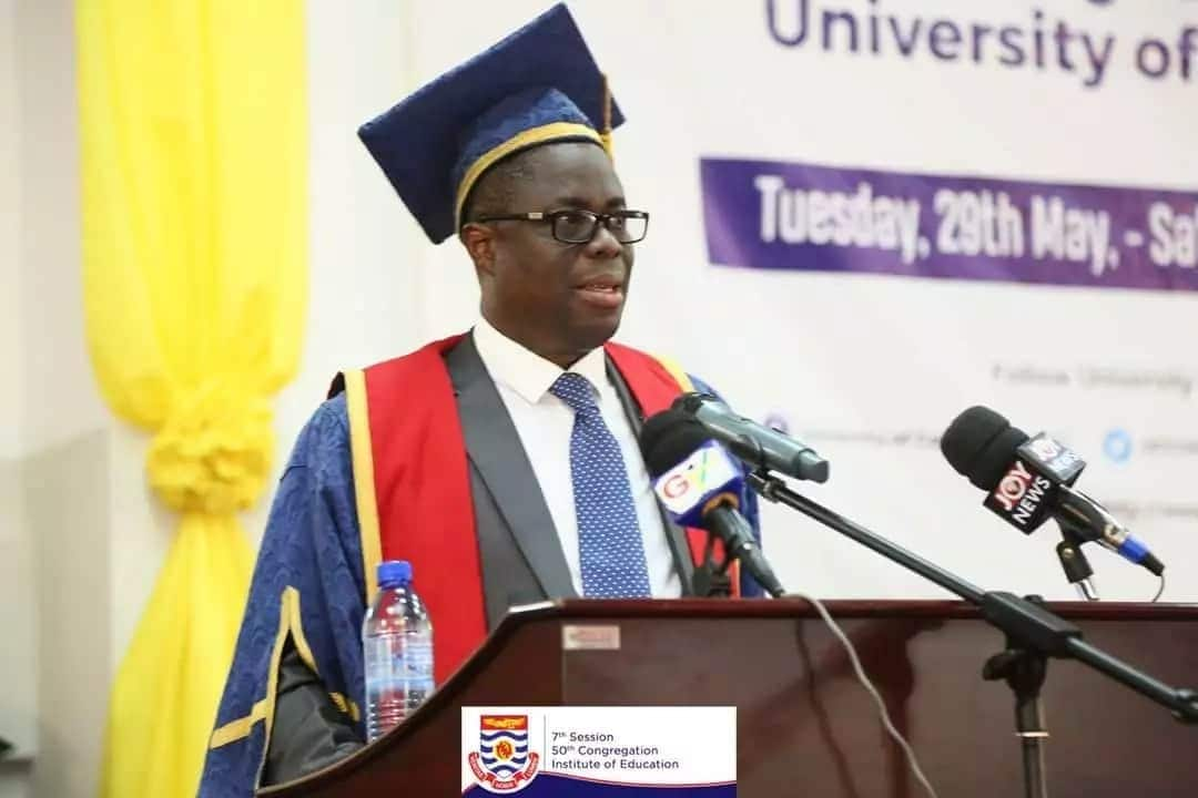 1,357 students graduate from University of Cape Coast