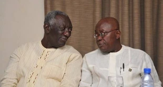 Nana Addo is the best person to rule Ghana - John Kufuor