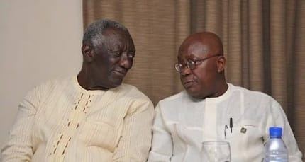 John Kufuor sounds a word of caution to Nana Addo's government