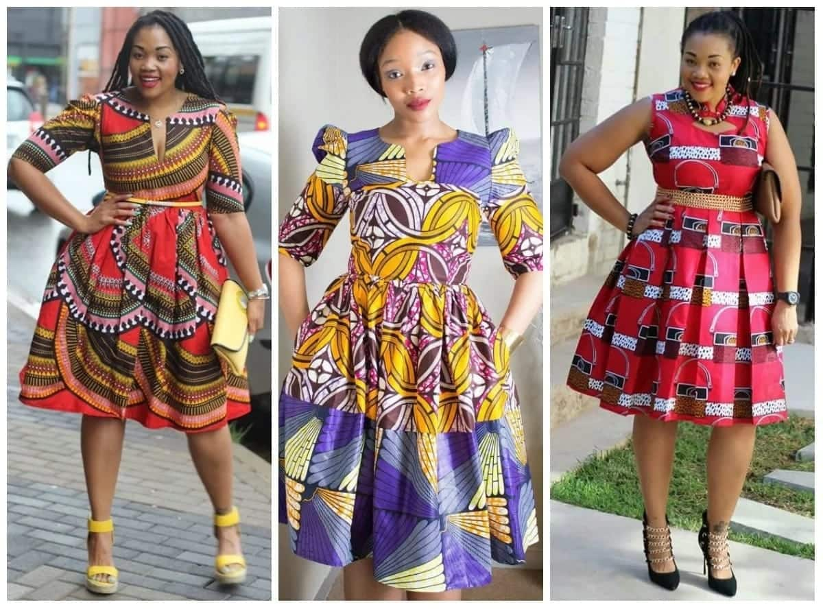 87d7ad03abe Latest African print styles for ladies in 2019 ▷ YEN.COM.GH