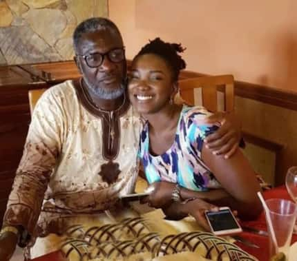 'Starboy' Kwarteng begins grooming Ebony's big sister; set to release songs
