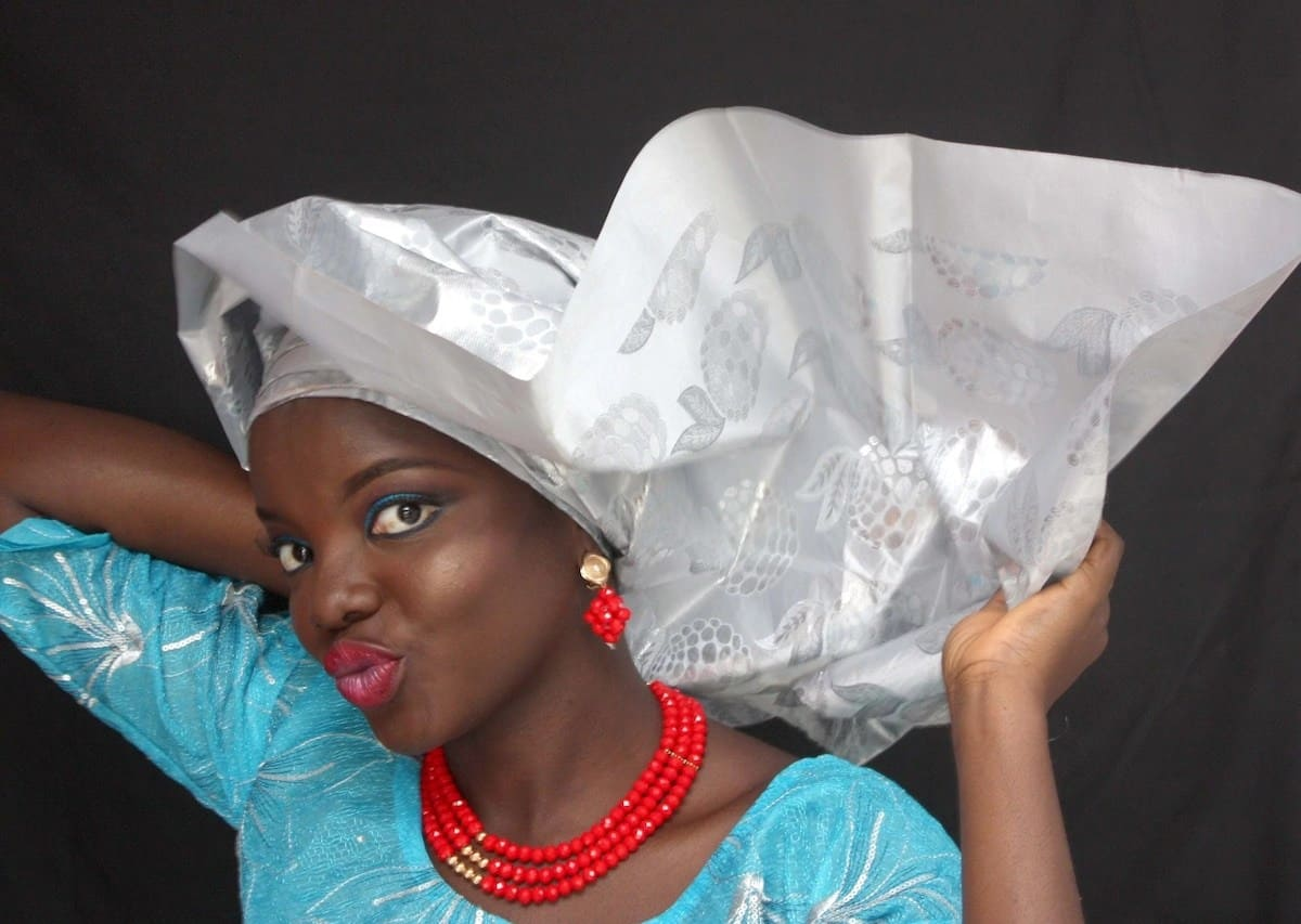 How to tie Gele styles for beginners with pictures and video