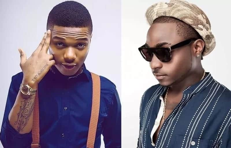Wizkid and Davido who is the richest? ▷ YEN COM GH