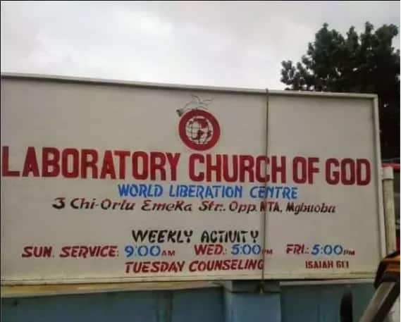 20 bizarre church names and posters that will make you laugh