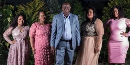 Story of man with 4 wives reveals truth on polygamy
