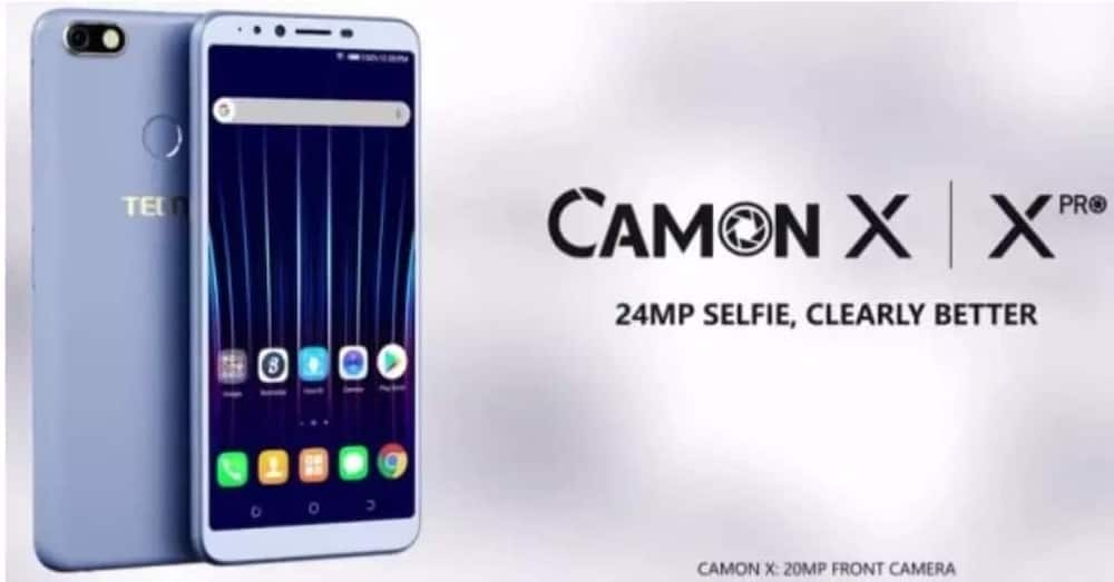 Fake Tecno Camon 11