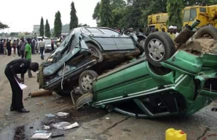Causes of road accident in Ghana
